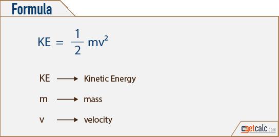 Kinetic Energy Calcula... Mechanical Energy Formula Calculator