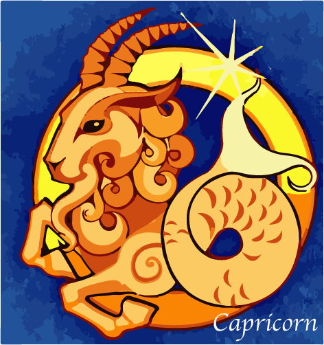 sun sign for capricorn